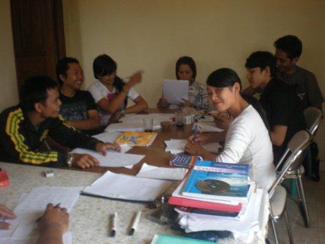 Englsih for Cruise Line @ Language Assistance, Penatih, Denpasar-Bali