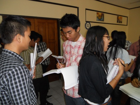 General English for Adult @ Language Assistance, Denpasar-Bali